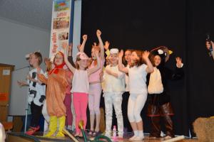 Kindermusical Chor AG